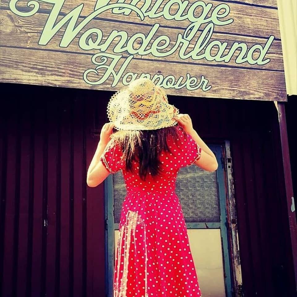 Vintage wonderland